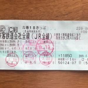 青春18 琵琶湖線・京都線・東西線・嵯峨野線・阪和線の旅