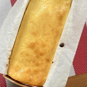 チーズケーキ焼きました