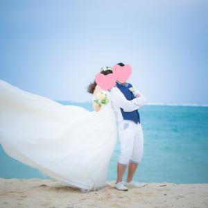 諦めないで本当によかった、結婚して幸せ爆発のお二人。