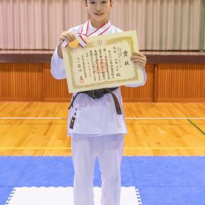 第35回東京都中学生空手道選手権大会