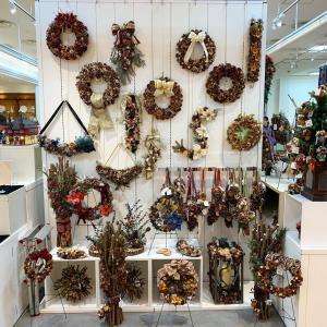 日本橋三越本店5階 、クリスマス販売スタート!