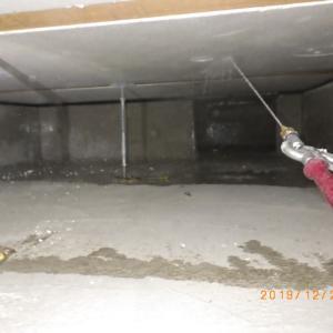 海部郡大治町のシロアリ予防工事