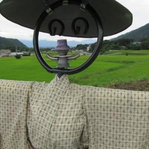 円野町かかし祭り 【韮崎市】