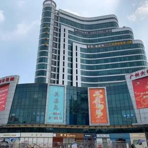 中国広州靴市場 シューズ市場 広州大都市市場
