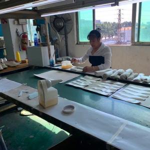 中国広州レディース靴工場見学 中国婦人靴OEM