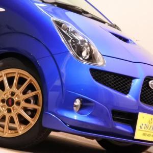 スバル R1 S WRブルー ファイナルエディション!?
