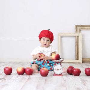 りんご撮影会レポート