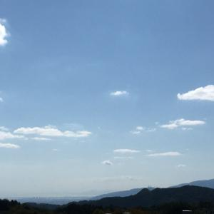 淡路島まで見えるんだ!