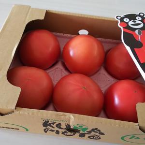 『熊本県産のトマト』