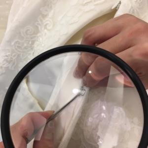 ウェディングドレスの仕立て直しはコウベフェリーニ