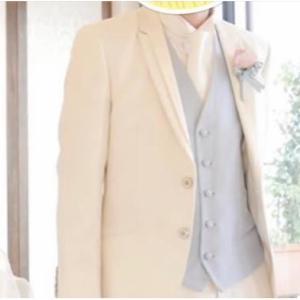 お譲り! ホワイトタキシードお譲り情報 5万円 神戸北野フェリーニ