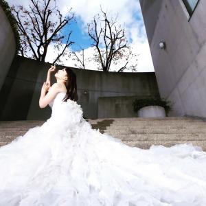 ドレスを着てメイクして綺麗をひきだそう! ソロウェディング モニター募集!28000円