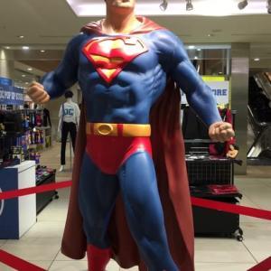 八王子でスーパーマン