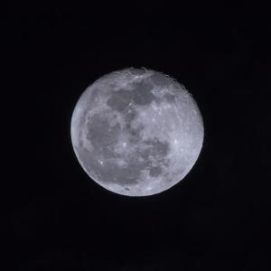 満月から2日後の居待月