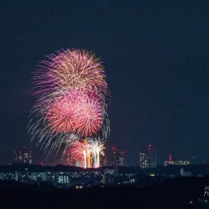 2021/07/22 西武ゆうえんちイベント花火