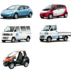 【お知らせ】平成26年度 電気自動車補助金が決定されました!
