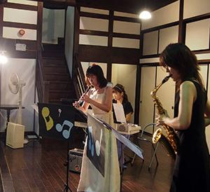 mattinoミニライブ(第12回蔵の夕べ)@松本中町蔵シック館