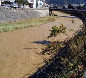 台風19号と河川の脆弱さ