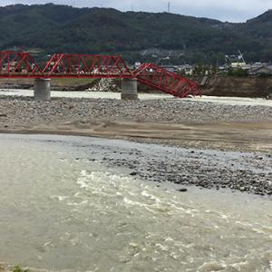 上田電鉄別所線の台風被害と復旧