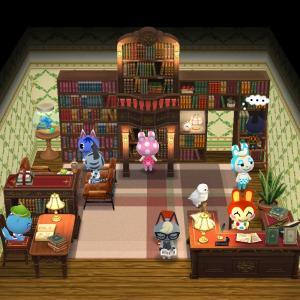 ポケ森:図書館