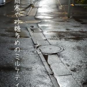 20-6/18『俳句ポスト……梅雨寒』