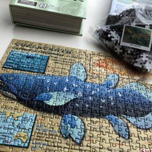 やりかけのジクソーパズルに思う、子どもが一人で片付けできるようになる片付け収納ポイント