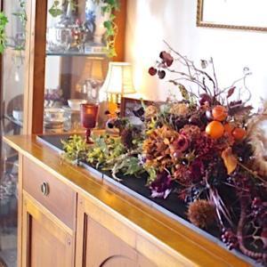秋のデザインでリビングを飾る!(メルマガ配信しました)