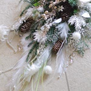 トランスパレント&ピュアホワイトクリスマス!コロナ浄化の願いを込めて!