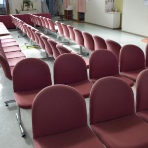 待合室が密になりやすい高齢者通院の付き添い