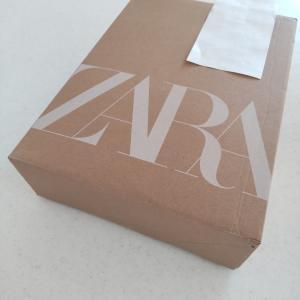 【ZARA】どの色にするか1週間悩んで決めたバッグの色