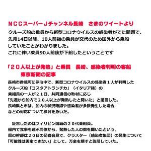 長崎でのクルーズ船乗員新型コロナウィルス感染 3/14以降も乗員が下船か? 2020年4月21日のツイートまとめ