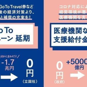 #GoToキャンペーンを中止してください 署名募集! 2020年7月12日~15日のツイートまとめ
