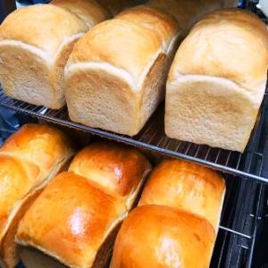 年内最終のパン焼き上がり!