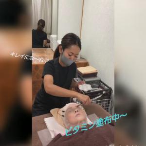 11月エンビロンエステにて森田デビューの巻