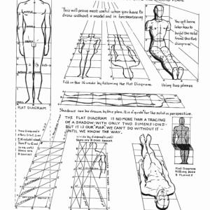 A.ルーミス「やさしい人物画」pdf