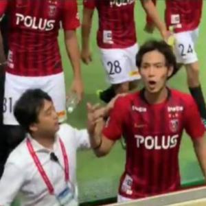 【画像】それではサポに文句言われた瞬間の2980杉本健勇さんを御覧ください ...