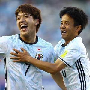 "U-22日本代表、メンバー22人発表!エース候補・堂安が""3年越し""の初招集、久保も選出"