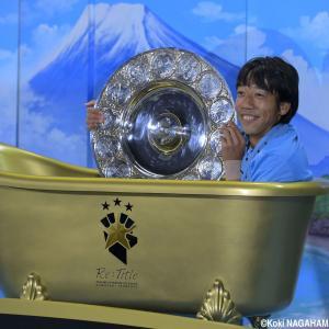 【優勝おめでとう!】家長ハットの川崎フロンターレ、史上最速&最多勝ち点&最多勝利V達成!今季引退の中村憲剛「こんなに幸せな40歳でいいのか」