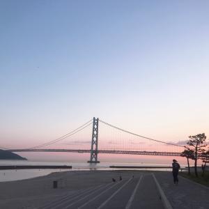 舞子の海と  ブライダルフォト