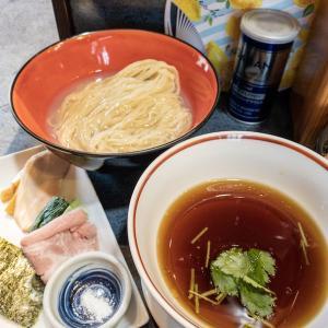 【116杯目】つけ麺@とものもと