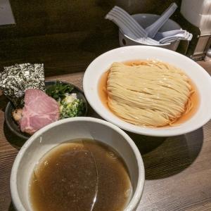 【123杯目】伊勢海老細つけ麺@つけ麺 一燈
