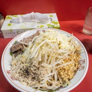 【127杯目】汁なし@麺徳 東陽町店