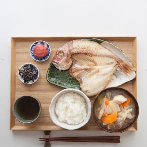 真鯛豚汁定食
