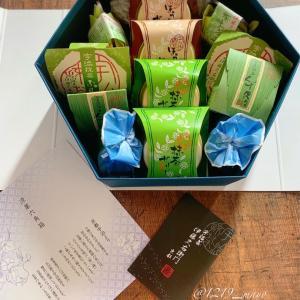 【伊藤久右衛門】夏の抹茶菓子セット