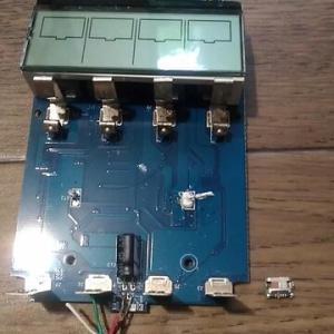 充電器X4mini修理
