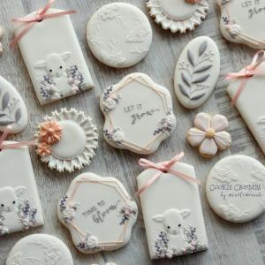 Let It Grow アイシングクッキー製作 デジタルマニュアル販売のお知らせ