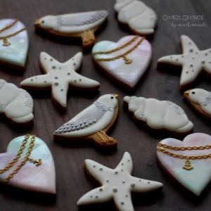 海のクッキー
