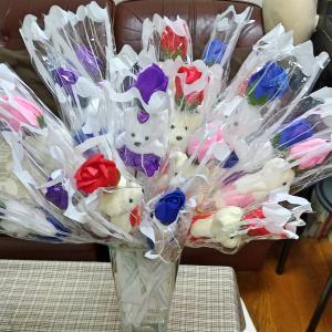 発表会の花②