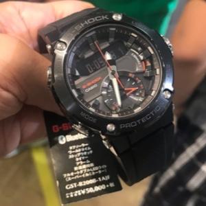 息子の初腕時計のお値段(白目)
