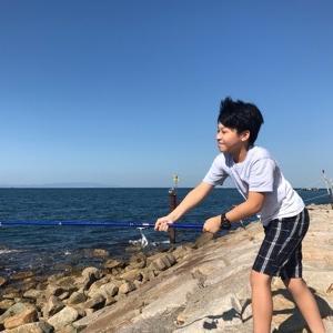 半年ぶりのレジャー、釣り&読書(^^)